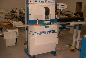 OMGA V235 TWIN MITRE PNEUMATIC OPERATED