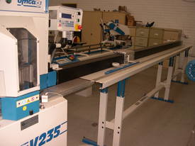OMGA V235 TWIN MITRE PNEUMATIC OPERATED  - picture4' - Click to enlarge
