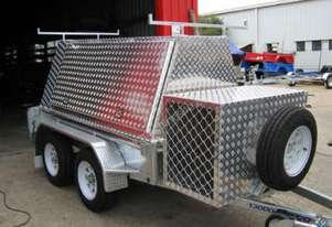 Belco Custom Tradesman Trailer