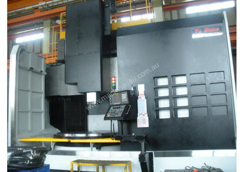 650mm~3500 swing CNC Vertical Lathes