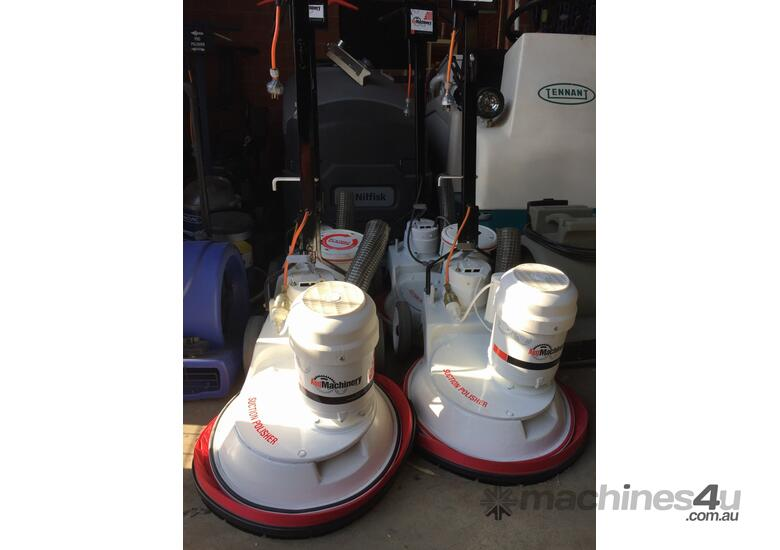 Used 2012 Polivac Pv25 Stripping Machines In Glenroy Vic