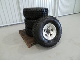 Pro Comp F Truck 4x4 Tyres