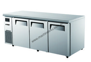TURBO AIR KUF18-3 UNDER COUNTER SIDE PREP TABLE
