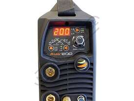 Razorweld 200P DC TIG & ARC Inverter Welder-High Frequency 5-200A #KUMJRR200DC - picture2' - Click to enlarge