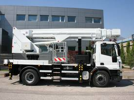 CTE B-Lift 320 Truck-Mounted Platform - picture7' - Click to enlarge
