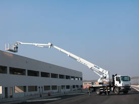 CTE B-Lift 320 Truck-Mounted Platform - picture0' - Click to enlarge