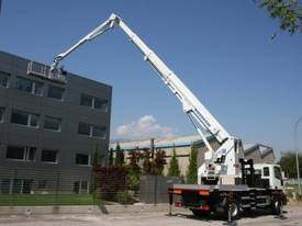 CTE B-Lift 320 Truck-Mounted Platform - picture13' - Click to enlarge