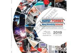 Hare & Forbes Machineryhouse Engineering, Metal & Wood Machinery Catalogue 228 Colour Pages