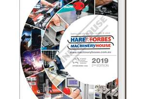 Hare & Forbes Machineryhouse Engineering, Metal & Wood Machinery Catalogue 244 Colour Pages