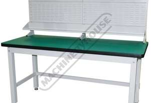 IWB-40P1 Industrial Work Bench Package Deal 1800 x 750 x 1725mm 1000kg Table Top Load Capacity