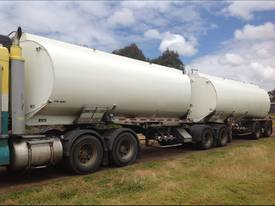 2003 MARSHALL LETHLEAN 19 METER B DOUBLE SET FUEL  - picture0' - Click to enlarge