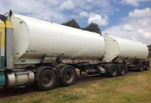 2003 MARSHALL LETHLEAN 19 METER B DOUBLE SET FUEL