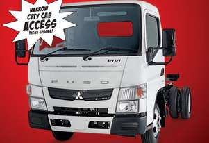 New Fuso Canter 515 City Cab chassis