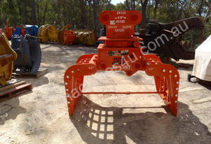 Rotating Hydraulic Grab GR103 Suit 20-30 Ton