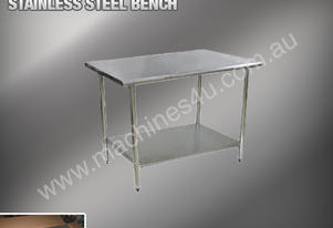 914 x 610mm Stainless Steel Bench #430 Grade