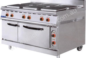 F.E.D. ZH-TT-6A Electmax 6 EGO Hotplates With Oven