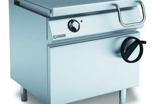 Mareno ANBR7-8EI Stainless steel Bottom Bratt Pan