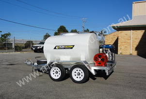 Welding Solutions Water trailer/ fire fighter