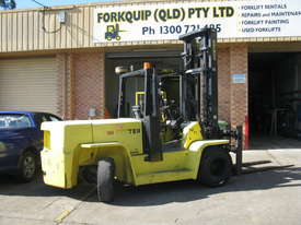 Hyster H7.00XL Forklift Diesel, 2 Stage 4,400mm, - picture0' - Click to enlarge
