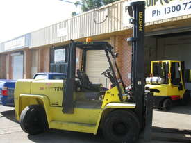 Hyster H7.00XL Forklift Diesel, 2 Stage 4,400mm, - picture1' - Click to enlarge