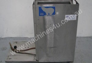 Jacketed Stainless Steel Holding Tank 55L
