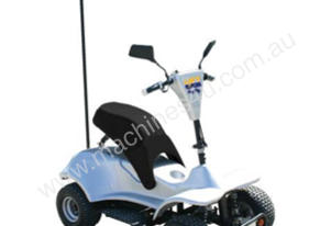 Zippy Electric Tug 500kg Tow Capacity