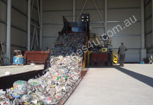 WastePac TR200 Plastic Balers
