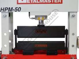 PBA-60 Pressbrake Attachment - Suits Hydraulic Presses 600 x 10mm Capacity - picture2' - Click to enlarge