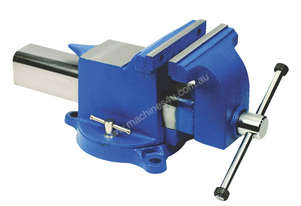 A83042 - STEEL BENCH VICE 200MM