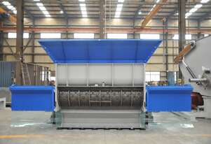 Zerma Wood Shredder, Single Shaft 600mm up to 2600mm Wide