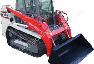 NEW TAKEUCHI TL12 5.3T 110HP TRACK LOADER