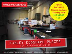 Farley EcoShape Table Plasma Cutting Machine 1.5m (BUDGET SPECIAL) - picture2' - Click to enlarge