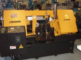 EVERISING H-460HA SINGLE COLUMN AUTOMATIC BAND SAW - picture0' - Click to enlarge