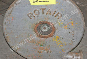 Rotair 120-12 Forge Furnace Combustion Air Blower