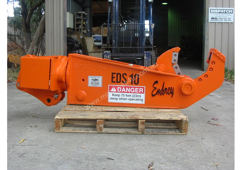 Embrey Demolition Shears