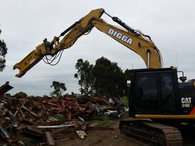 Embrey Demolition Shears - picture5' - Click to enlarge