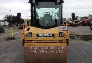 CATERPILLAR CB-534D Vibratory Double Drum Asphalt