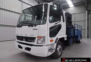 Fuso Fighter 1024 Concrete pump/boom Truck