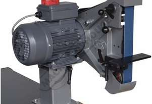 RM-48B Radius Master Bench Belt Grinder / Linisher - Series 2 50 x 1220mm Belt Size 7 Work Stations