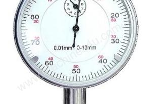 DIAL GAUGE 0-10MM SHOCKPROOF