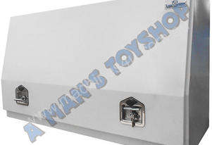 TRUCK BOX TOOLBOX 1220MM STEEL FULL DOOR