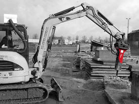 ROTAR 220 MEDIUM HYDRAULIC HAMMER (17.0-28.0T) - picture3' - Click to enlarge