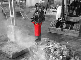 ROTAR 220 MEDIUM HYDRAULIC HAMMER (17.0-28.0T) - picture2' - Click to enlarge
