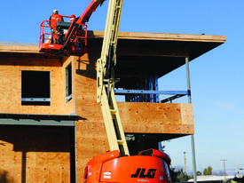 JLG 520AJ Engine Powered Boom Lifts  - picture14' - Click to enlarge