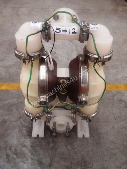 Diaphragm Pump - In/Out:50mm.