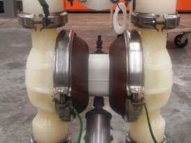 Diaphragm Pump - In/Out:50mm. - picture1' - Click to enlarge