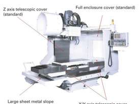 Litz CV-1200 VMC Vertical Machining Centre - picture3' - Click to enlarge