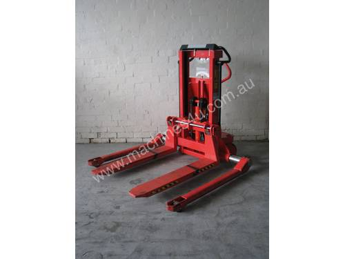 Manual Pallet Stacker - 90cm High 1000kg Capacity