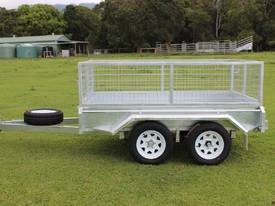New Box Trailer On Sale GOLD COAST Ozzi 8x5