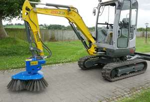 Slanetrac RB80 Excavator Loader Wire Brush